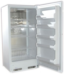 Crystal Cold 17 Cu. Ft. Propane Refrigerator
