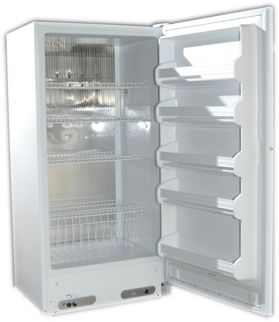 crystal cold 17 cu ft propane